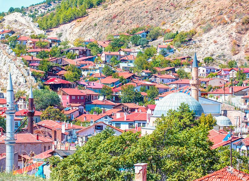 Başkent Ankara'da Etkileyici Bir Kültür Mozaiği Beypazarı